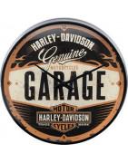 Décoration Harley Davidson Cadeaux Biker